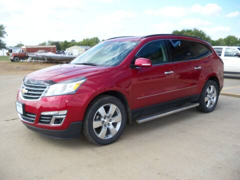 2014 Chevrolet Traverse for sale at Tyndall Motors in Tyndall SD