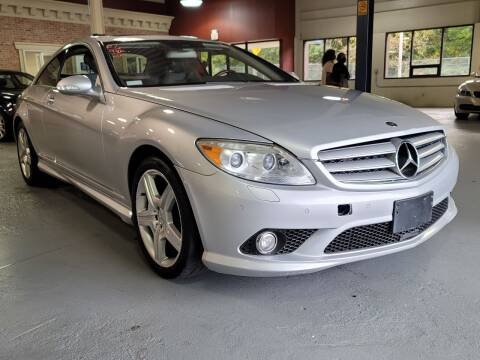 2007 Mercedes-Benz CL-Class for sale at AW Auto & Truck Wholesalers  Inc. in Hasbrouck Heights NJ
