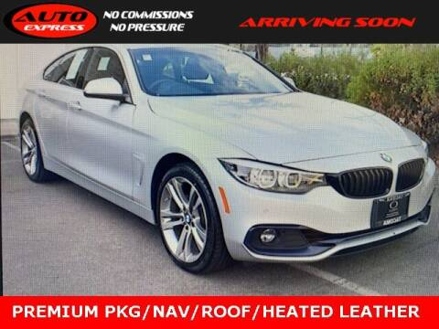 2018 BMW 4 Series for sale at Auto Express in Lafayette IN