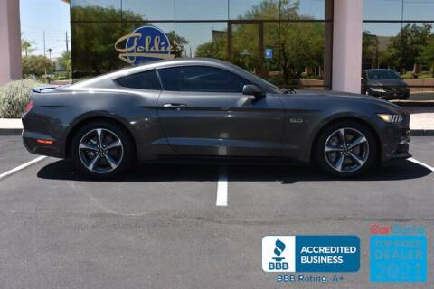 2015 Ford Mustang for sale at GOLDIES MOTORS in Phoenix AZ