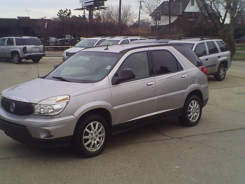 2007 Buick Rendezvous for sale at Fred Elias Auto Sales in Center Line MI