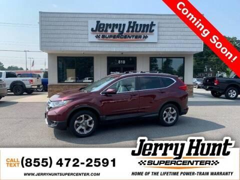 2017 Honda CR-V for sale at Jerry Hunt Supercenter in Lexington NC