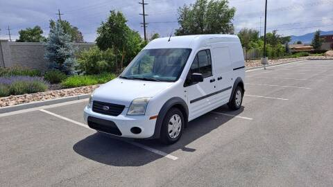 2012 Ford Transit Connect for sale at ALL ACCESS AUTO in Murray UT