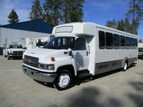 2008 Chevrolet 5500HD LCF for sale at BJ'S COMMERCIAL TRUCKS in Spokane Valley WA
