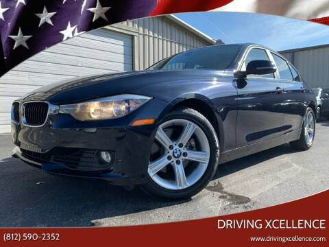 2012 BMW 3 Series for sale at Driving Xcellence in Jeffersonville IN