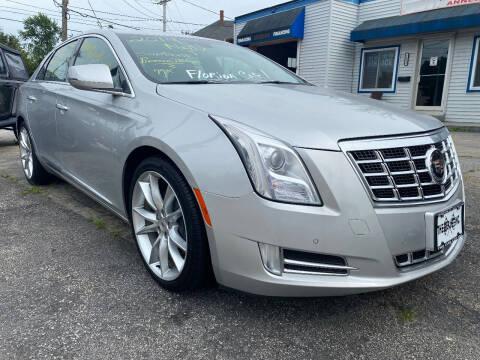 2014 Cadillac XTS for sale at The Car Lot Inc in Cranston RI