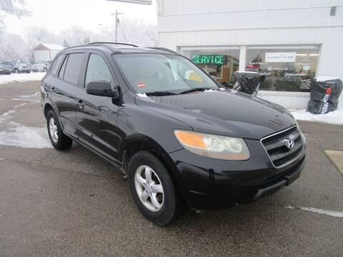 2007 Hyundai Santa Fe for sale at Dunlap Motors in Dunlap IL