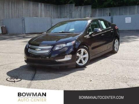 2015 Chevrolet Volt for sale at Bowman Auto Center in Clarkston MI