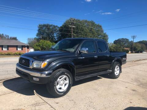 2004 Toyota Tacoma for sale at E Motors LLC in Anderson SC
