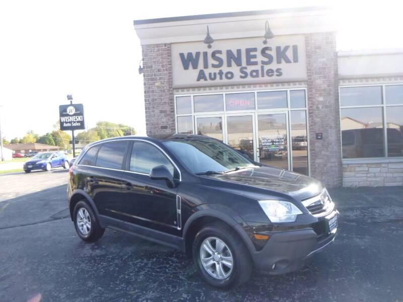 2009 Saturn Vue for sale at Wisneski Auto Sales, Inc. in Green Bay WI