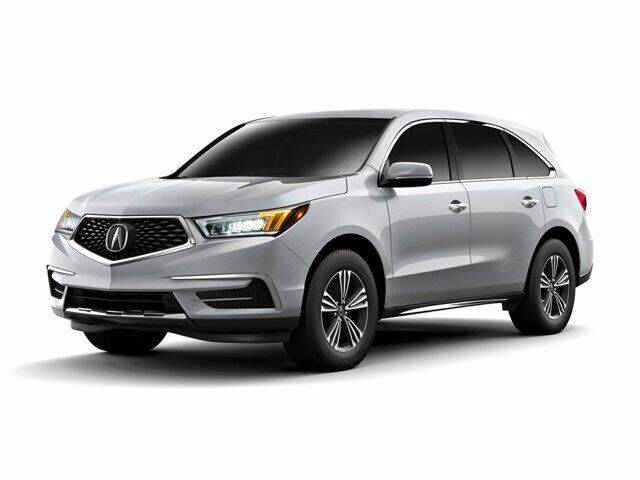2018 Acura MDX for sale at MILLENNIUM HONDA in Hempstead NY