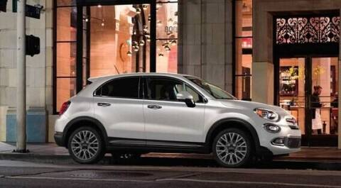 2018 FIAT 500X for sale at Econo Auto Sales Inc in Raleigh NC