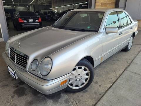 1997 Mercedes-Benz E-Class for sale at Car Planet Inc. in Milwaukee WI