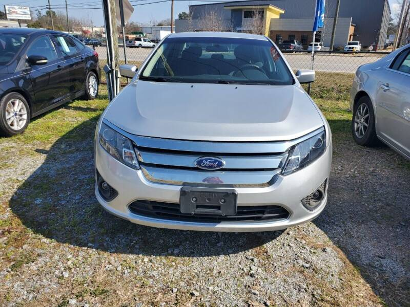 2011 Ford Fusion for sale at Dick Smith Auto Sales in Augusta GA