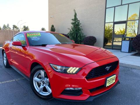 2015 Ford Mustang for sale at TDI AUTO SALES in Boise ID