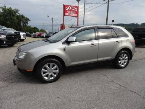 2008 Lincoln MKX for sale at Joe's Preowned Autos in Moundsville WV