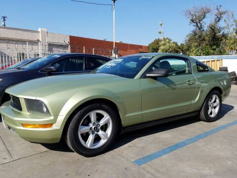 2005 Ford Mustang for sale at Olympic Motors in Los Angeles CA