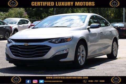 2019 Chevrolet Malibu for sale at Certified Luxury Motors in Great Neck NY