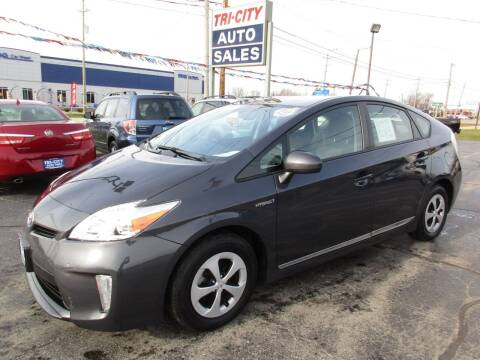 2012 Toyota Prius for sale at TRI CITY AUTO SALES LLC in Menasha WI