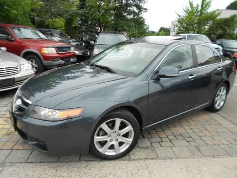 2005 Acura TSX for sale at Precision Auto Sales of New York in Farmingdale NY