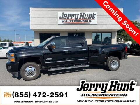 2019 Chevrolet Silverado 3500HD for sale at Jerry Hunt Supercenter in Lexington NC