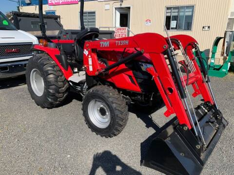 2020 TYM 394 for sale at DirtWorx Equipment - TYM Tractors in Woodland WA