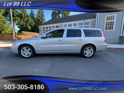 2007 Volvo V70 for sale at LOT 99 LLC in Milwaukie OR