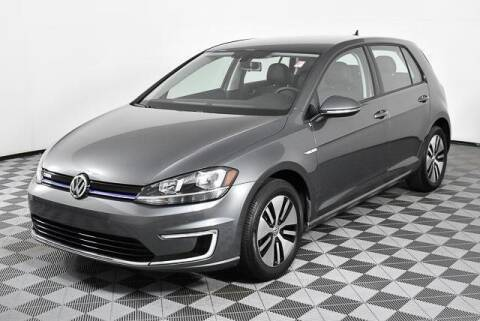 2018 Volkswagen e-Golf for sale at CU Carfinders in Norcross GA