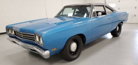 1969 Plymouth Roadrunner for sale at 920 Automotive in Watertown WI
