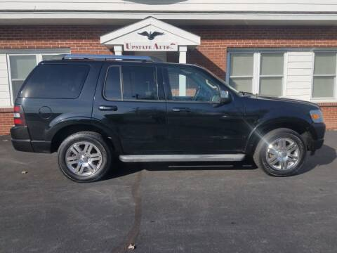 2010 Ford Explorer for sale at UPSTATE AUTO INC in Germantown NY