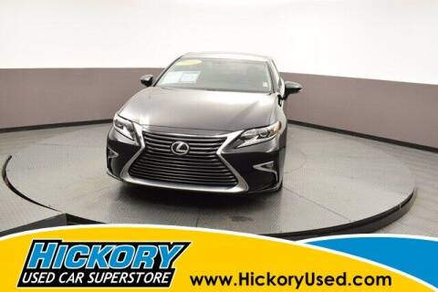 2016 Lexus ES 350 for sale at Hickory Used Car Superstore in Hickory NC