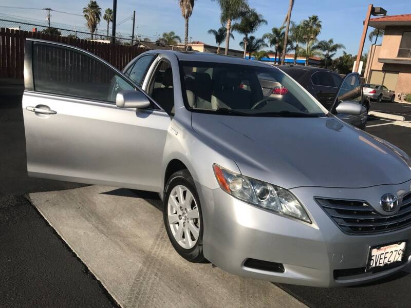 2007 Toyota Camry Hybrid for sale at Coast Auto Motors in Newport Beach CA