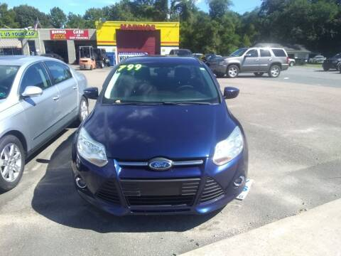 2012 Ford Focus for sale at Marino's Auto Sales in Laurel DE