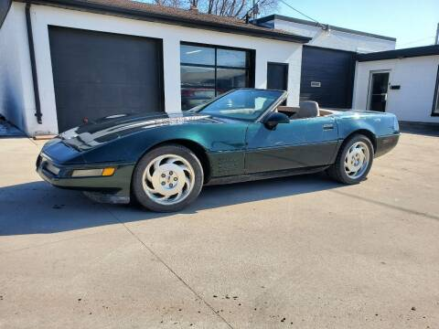 1994 Chevrolet Corvette for sale at GOOD NEWS AUTO SALES in Fargo ND