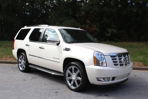 2011 Cadillac Escalade for sale at El Patron Trucks in Norcross GA