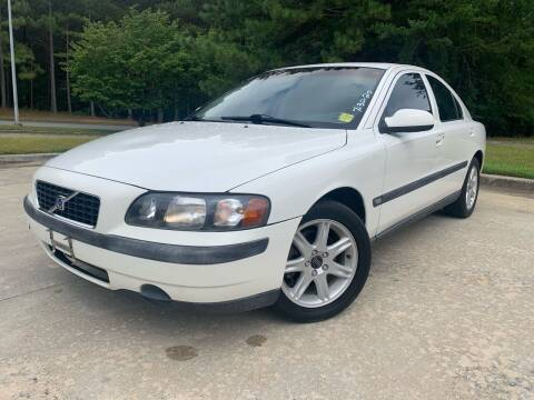 2002 Volvo S60 for sale at Global Imports Auto Sales in Buford GA