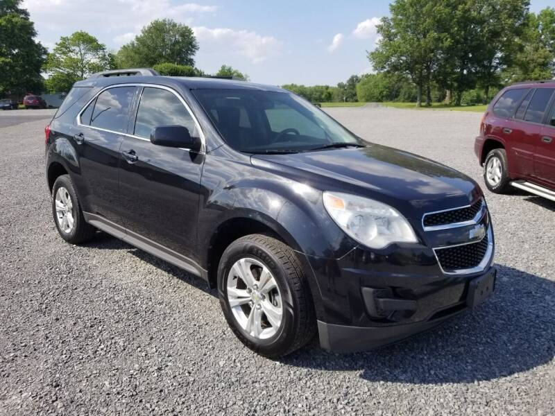 2010 Chevrolet Equinox for sale at Ridgeway's Auto Sales - Buy Here Pay Here in West Frankfort IL