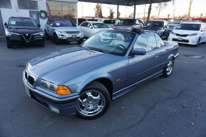 1999 BMW 3 Series for sale at Industry Motors in Sacramento CA