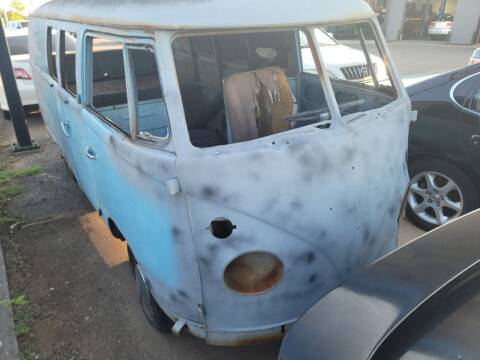 1967 Volkswagen Bus for sale at Shelby's Automotive in Oklahoma City OK