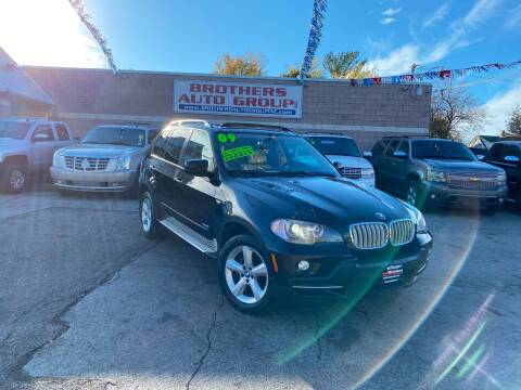 2009 BMW X5 for sale at Brothers Auto Group in Youngstown OH