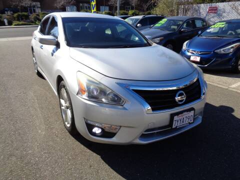 2013 Nissan Altima for sale at NorCal Auto Mart in Vacaville CA