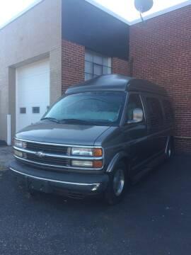 2000 Chevrolet Express Cargo for sale at Village Auto Center INC in Harrisonburg VA