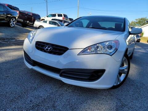 2012 Hyundai Genesis Coupe for sale at Philip Motors Inc in Snellville GA