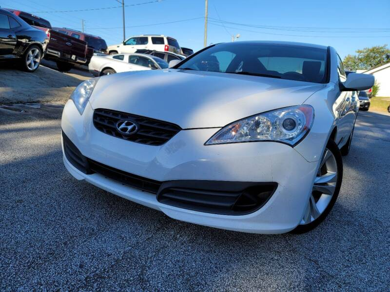 2012 Hyundai Genesis Coupe for sale at Philip Motors Inc in Snellville GA