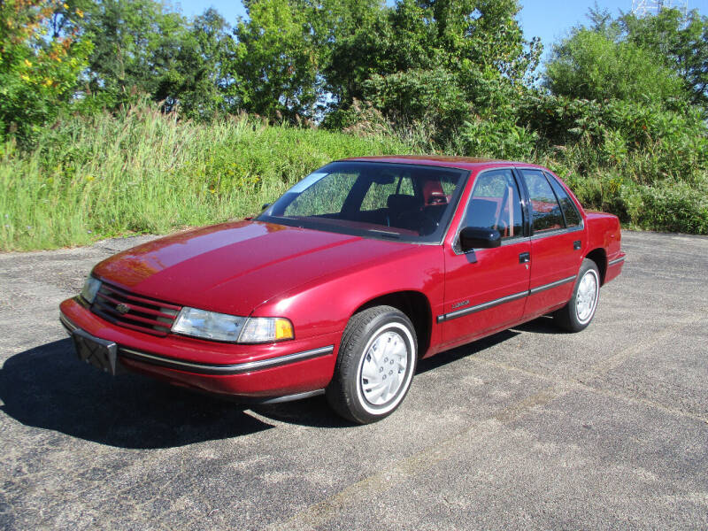 1993 Chevrolet Lumina for sale at Action Auto Wholesale - 30521 Euclid Ave. in Willowick OH