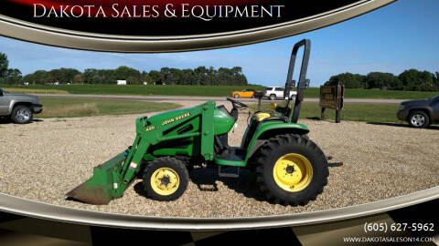 2000 John Deere 4300 for sale at Dakota Sales & Equipment in Arlington SD