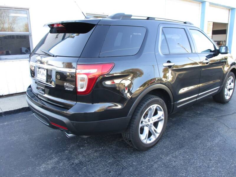 2013 Ford Explorer AWD Limited 4dr SUV - Crystal Lake IL
