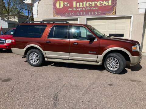 2007 Ford Expedition EL for sale at Imperial Group in Sioux Falls SD