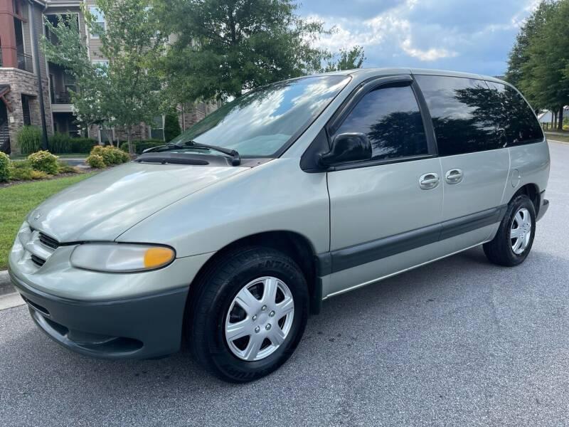 1999 Dodge Caravan for sale at LA 12 Motors in Durham NC