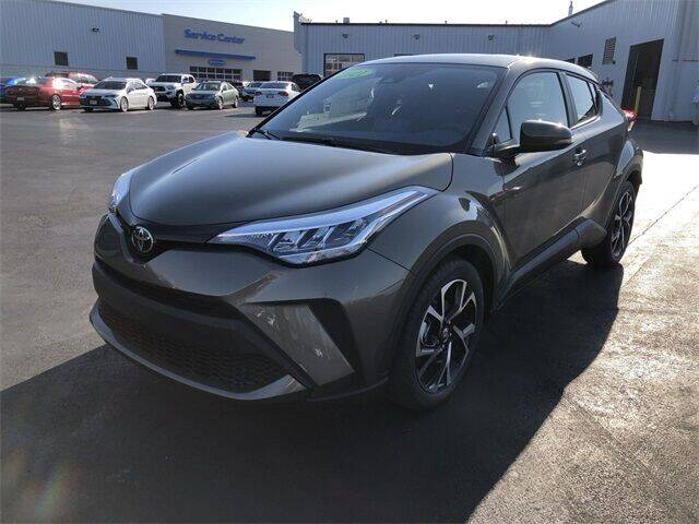 2021 Toyota C-HR for sale at White's Honda Toyota of Lima in Lima OH